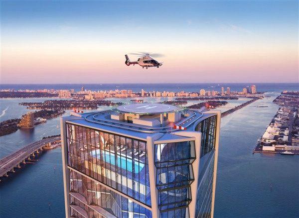 1000 Museum Condominios en venta en Miami