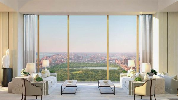 Condominios de Central Park - 117 West 57 Street NYC