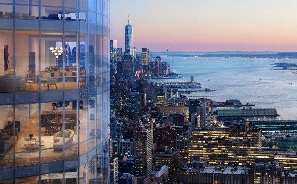 15 Hudson Yards apartamentos de NY en venta