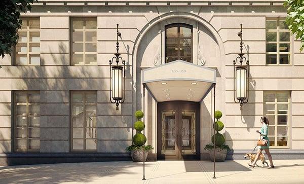 20 east end avenue condominios en Upper East Side Nueva York