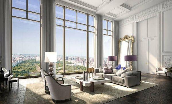 220 Central Park Condominios del Sur Nueva York NY