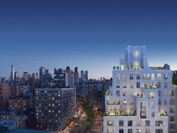 250 west 81 condominios de la calle upper west side NYC