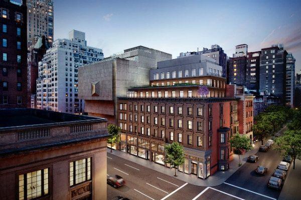 33 East 74 Apartamentos de lujo en la calle Upper East Side Nueva York
