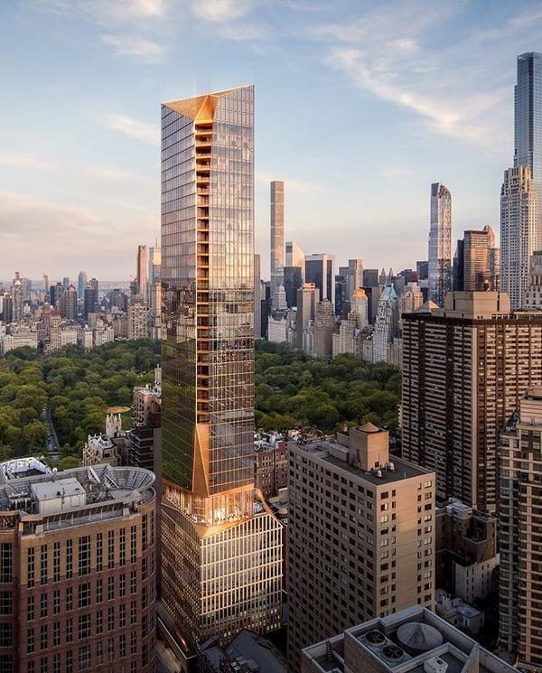 Upper West Side apartamentos de lujo en venta - 50 West 66 Calle