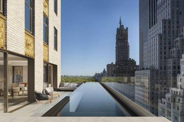 Residencias Aman New York NY