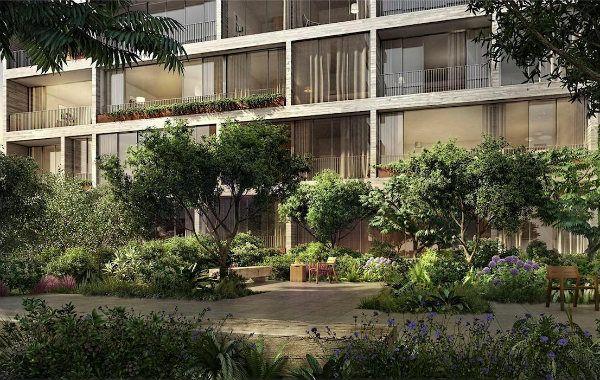 Apartamentos en Chelsea NYC Jardim