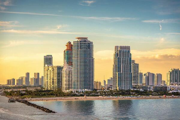 Miami Beach or Downtown Miami Real Estate