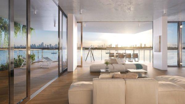 Monad Terrace Condominios en venta en Miami