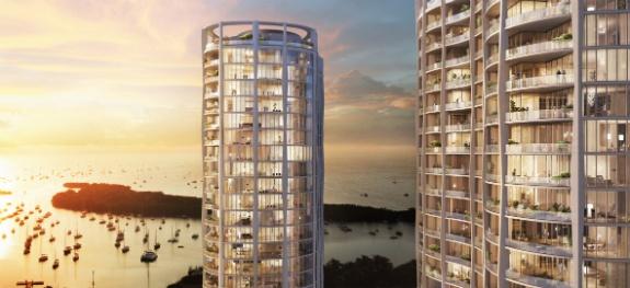 Park Grove Condominios de lujo en Miami