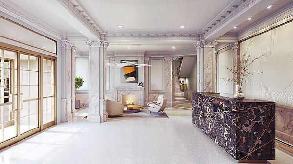 Upper West Side Condominios - The Astor  235 West 75 Street NY