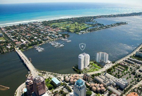 Los condominios de Bristol Palm Beach en venta