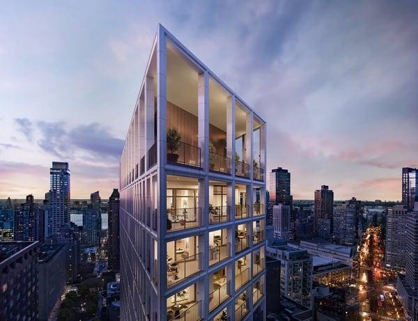 Venta de apartamentos en Manhattan The Park Loggia - 15 West 61 Calle