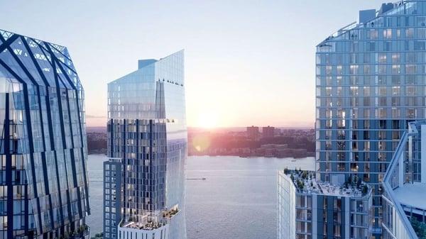 UWS Condominios en venta - Waterline Square