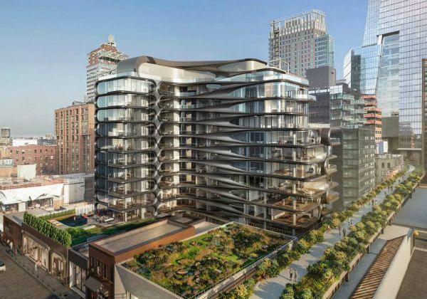 Zaha Hadid 520 West 28 Calle - Hudson Yards Casas en venta