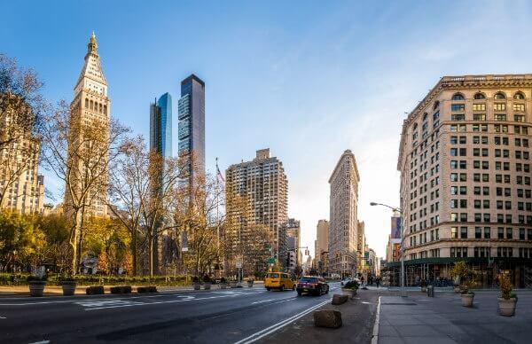 Condominios de Nueva York