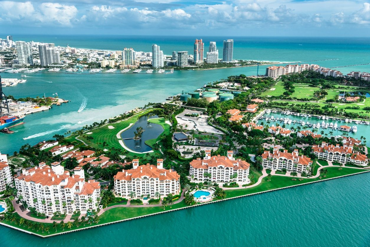 Fisher Island Real Estate